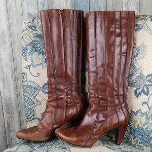 💥FINAL SALE - TSUBO rare leather boots